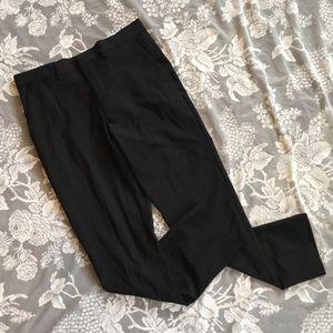 Classy and Sharp! Stretch + Slim Black Dress Pants